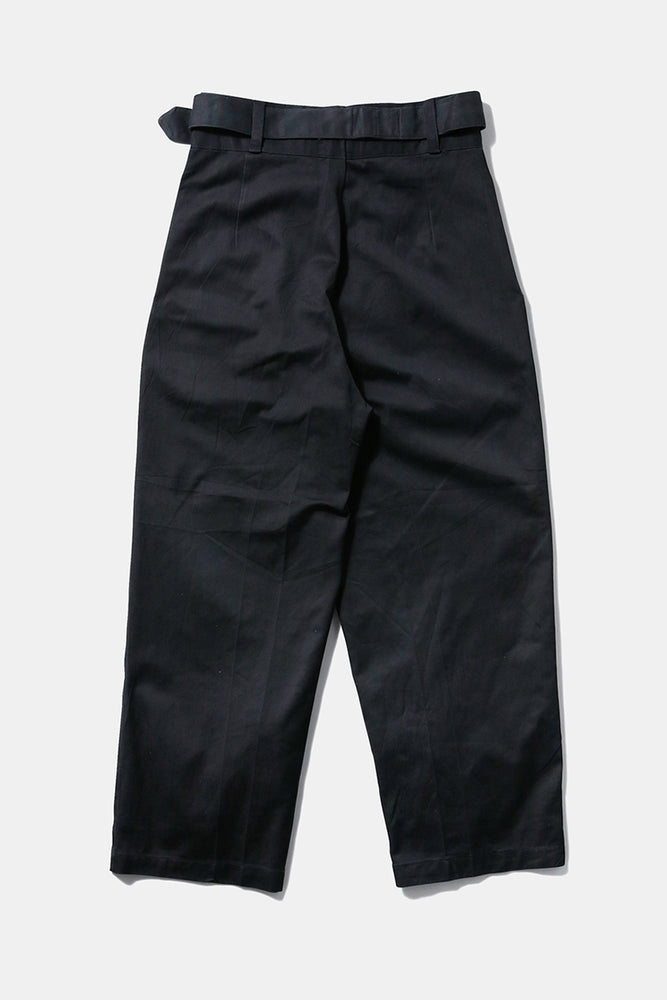 Italian Military Belt Trousers