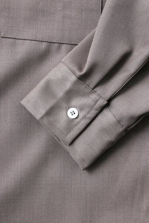 10XL Big Shirts Wool Gabardine / Made in Pakistan