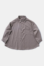 10XL Big Shirts Wool Gabadin / Made in Pakistan