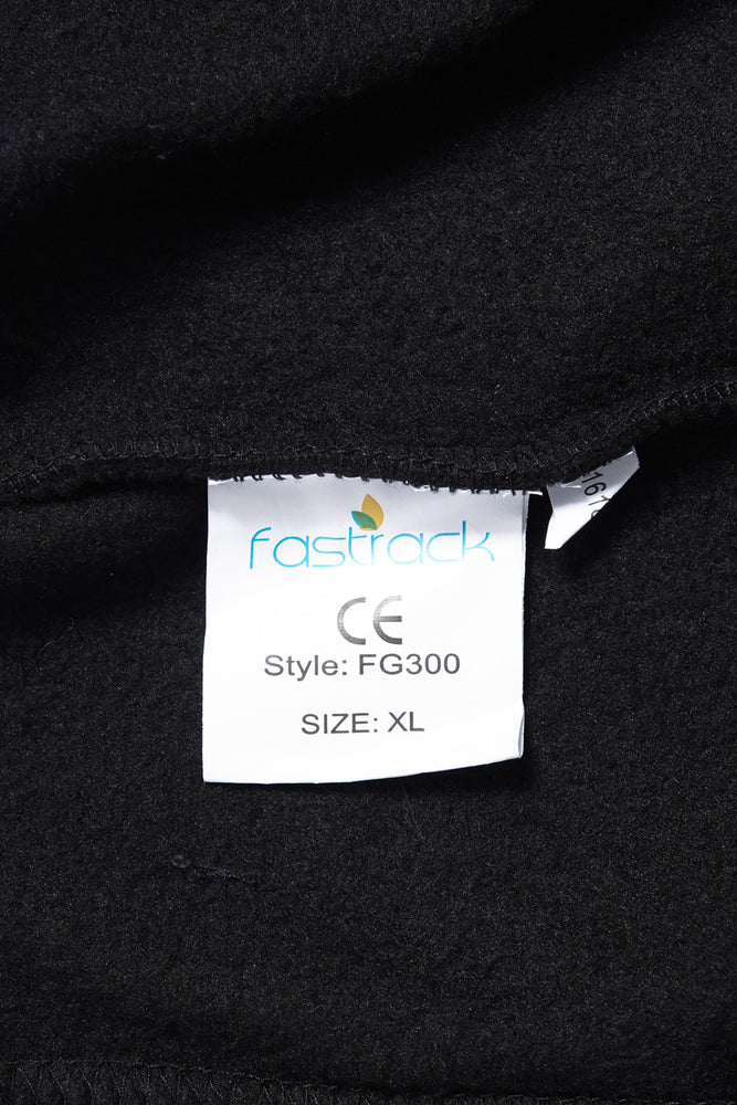 Bicolor UK Company Fleece / Blue x Black