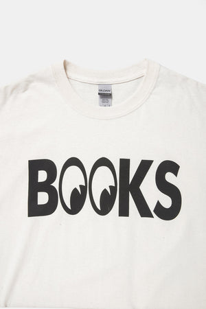 BOOKS T-SHIRT / YO SICK