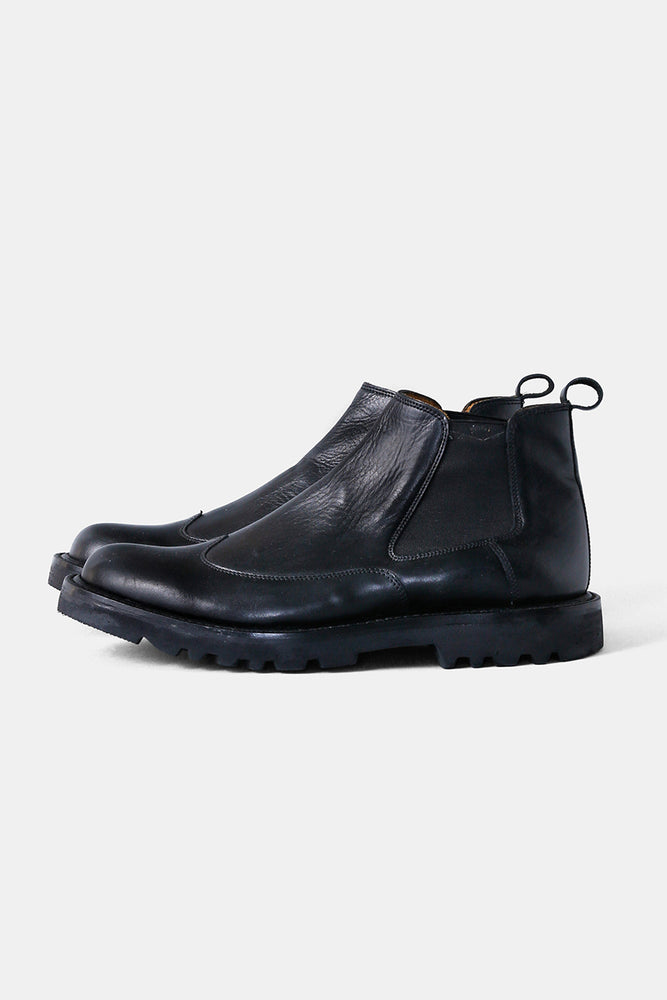 UK Military Chelsea Boots