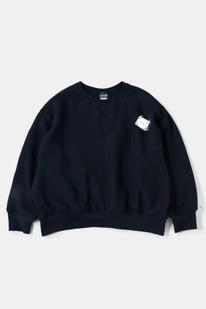 Camber Big Sweat / BLK