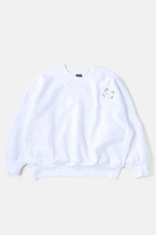 Camber Big Sweat / WHITE