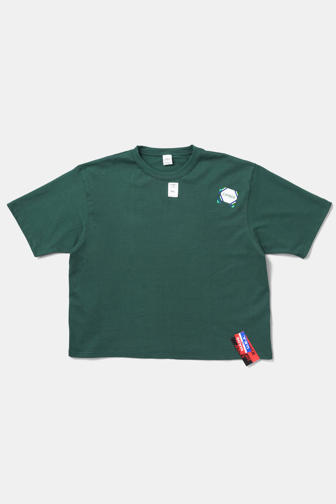 CAMBER 3XL S/S TEE GREEN