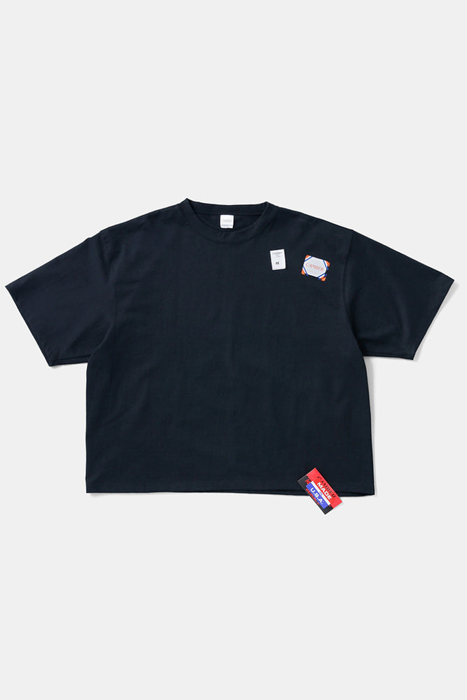 CAMBER 3XL S/S TEE BLACK