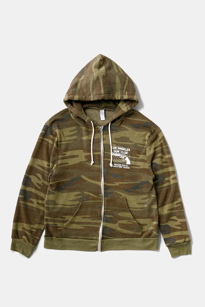 Los Angeles Gun Club Camo Parka