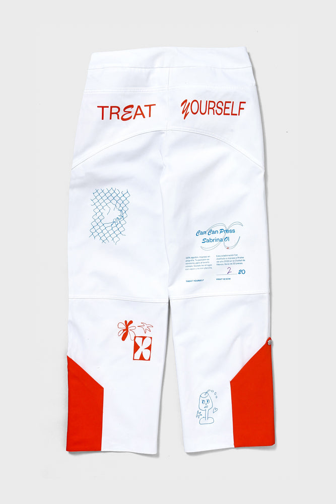 Treat Yourself - Pocket Pants / CAN CAN PRESS