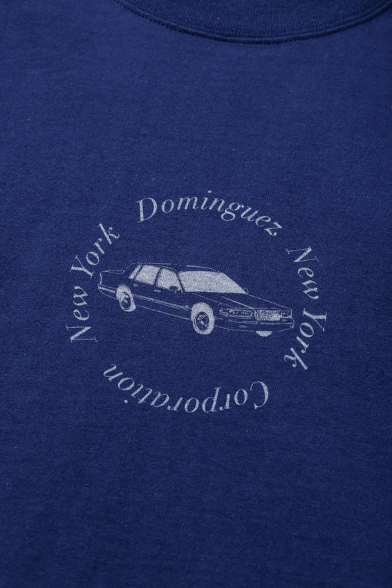 "Dominguez New York ""Car Wash"" S/S Tee"