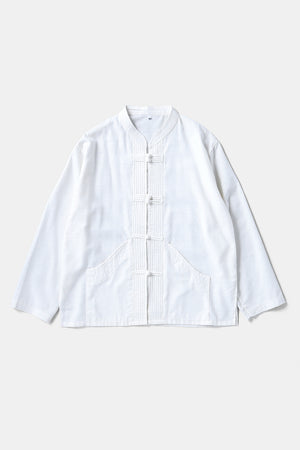 Chiengmai Chinese Shirts White