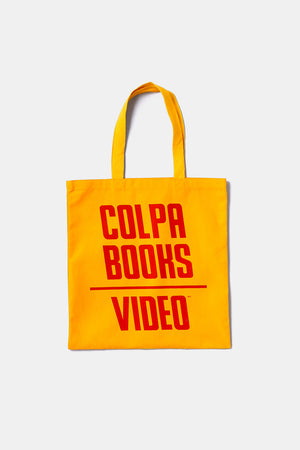 COLPA BOOKS VIDEO Tote Bag