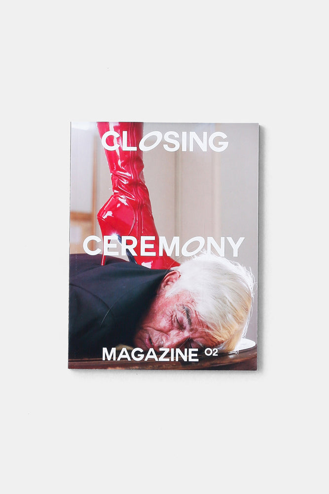CLOSING CEREMONY Magazine 02 Special Cover