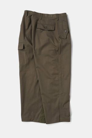 Czech Military Pants / Fifth Custom