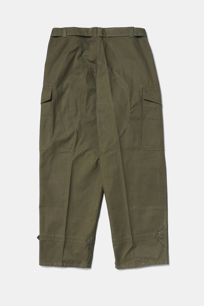 1960's Czech Military Motorcycle Trousers