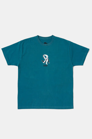 Dancer Hi There Tee Dark Teal / DANCER