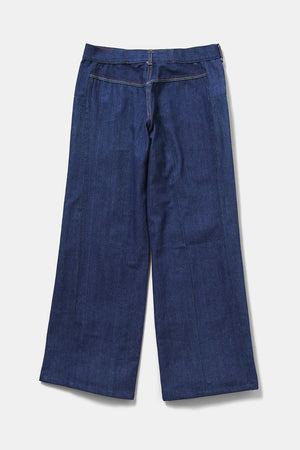 Vintage Custom Flare Denim