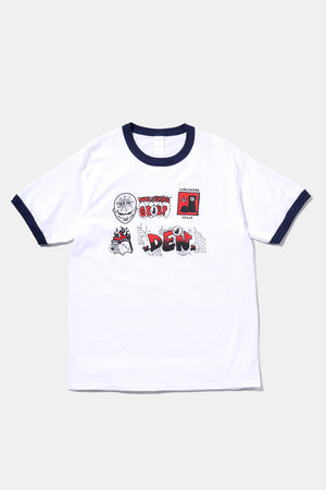 DEN x Negative Object TEE