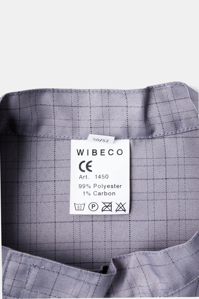 "90's Germany ""WIBECO"" Shop Coat"