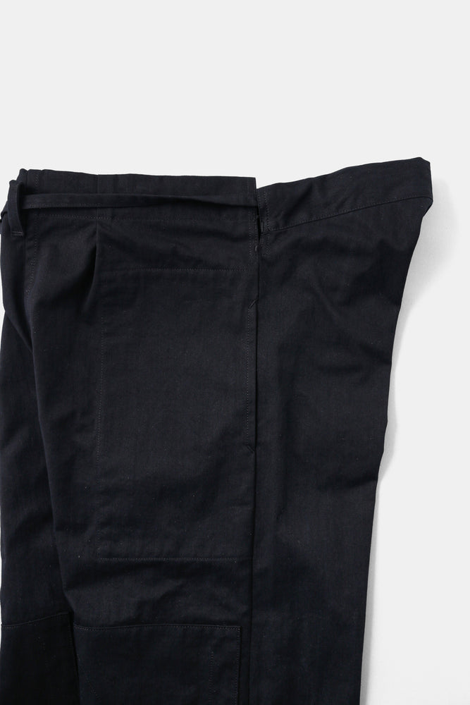 TUKI / karate pants(0121)black
