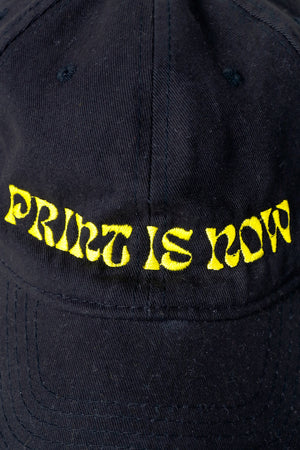 PRINT IS NOW Cap / CAN CAN PRESS