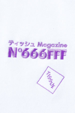 TIssue Magazine666 Sweat White