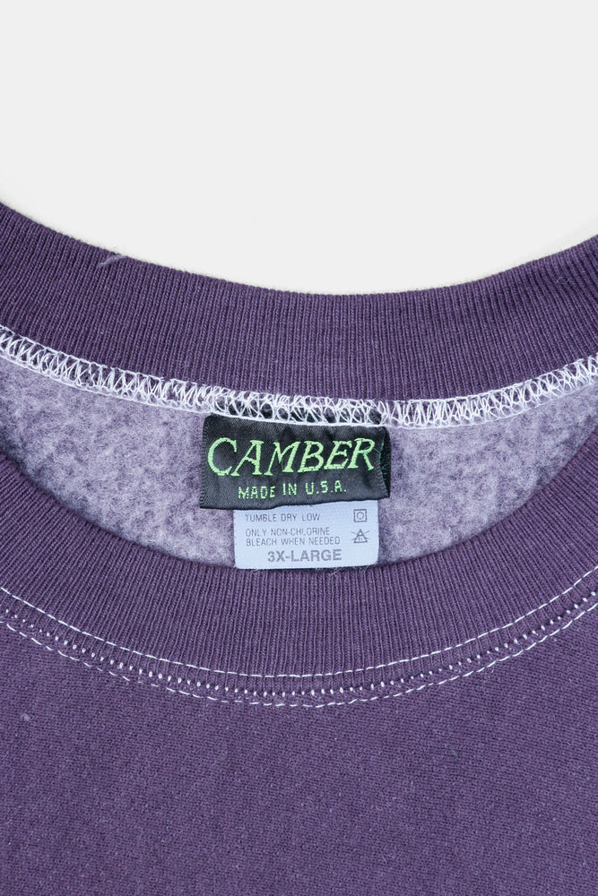 CAMBER Big Sweat Over-Dye