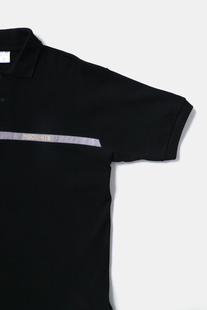 00's French Security XL Polo