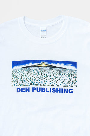 DEN Knowledge is  Power L/S Tee