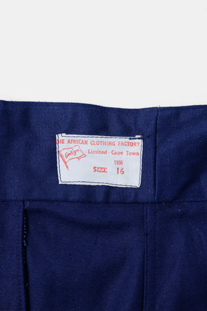 50's UK Military Gurkha Trousers Made in South Africa