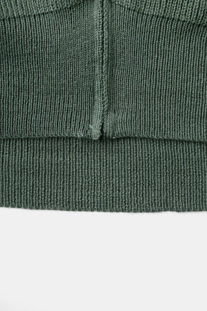 70's Swedish Military Driving Knit