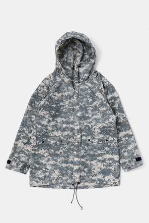 US Digital Camouflage Nylon Parka