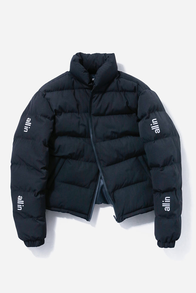 all in Puffy Jacket (BLK)
