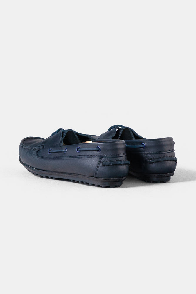 Italian Navy Military Deck Shoes