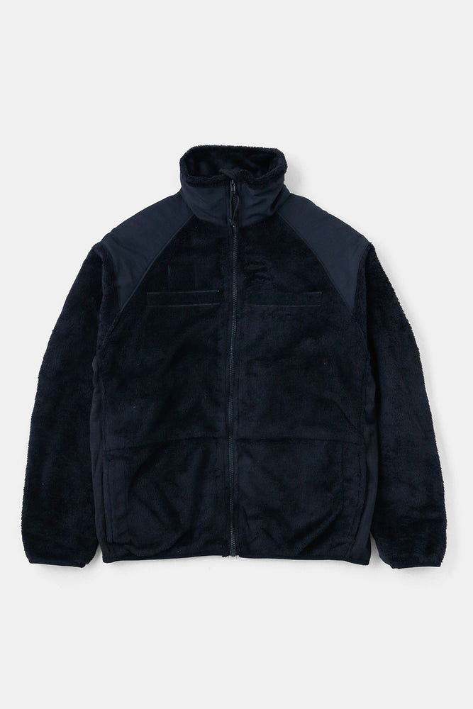 ECWCS Fleece JKT Black / Fifth Modify