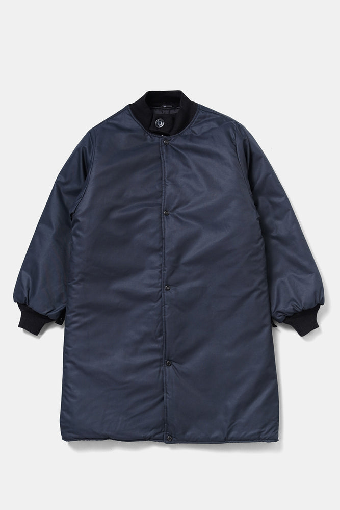 "Canadian ""ECW Parka"" / Peerless x Fifth with Liner Navy"