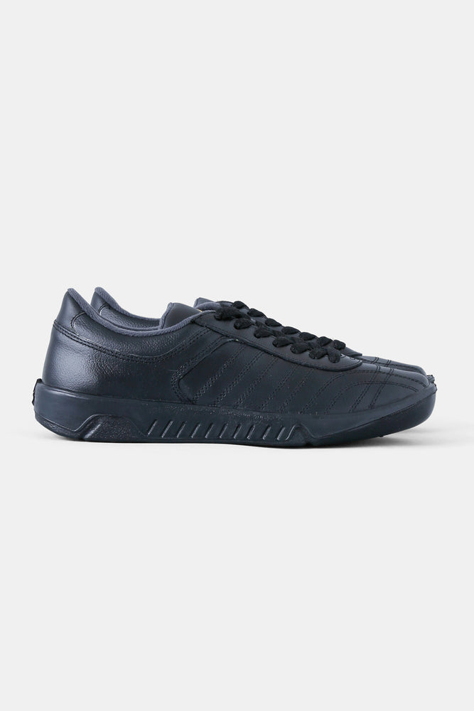 EKSI'S BLK Leather Sneaker