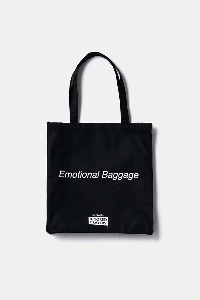 Emotional Baggage Tote Bag / IGNORED PRAYERS