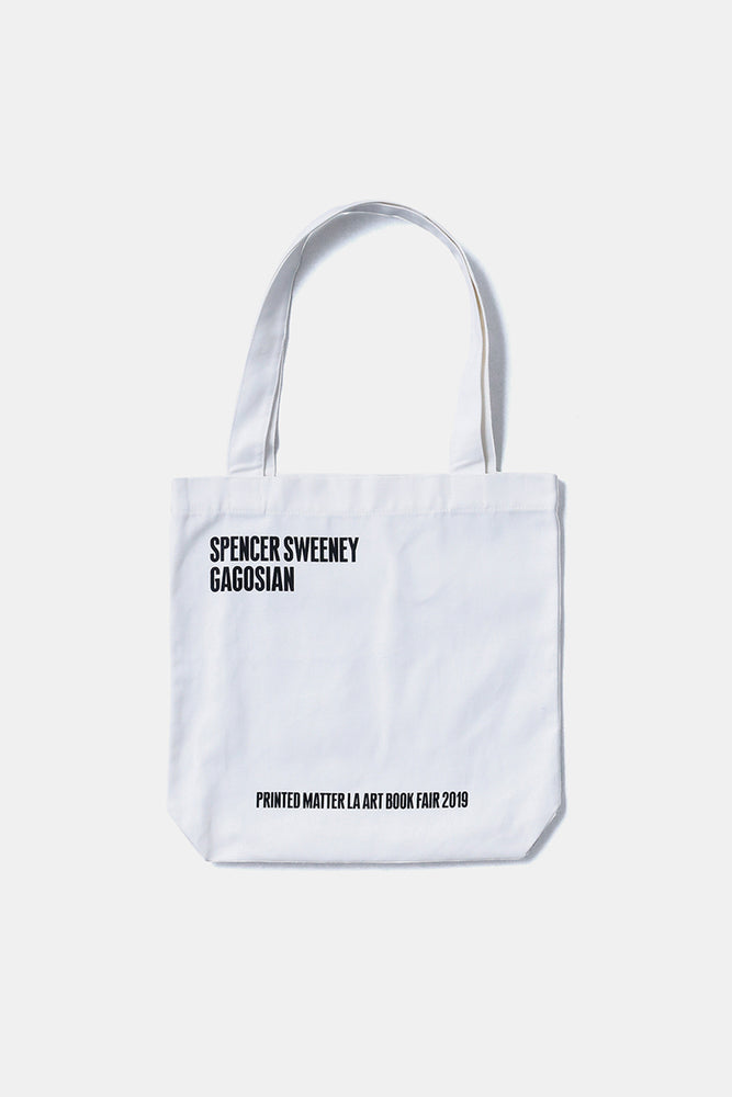 SPENCER SWEENEY GAGOSIAN Tote Bag