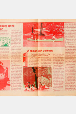 THE FIFTH ESTATE / Underground Newspaper 1974
