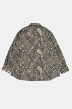XXL/XXXL Fishing Shirts - Leafcamo