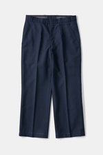German Military Wool Tuck Trousers