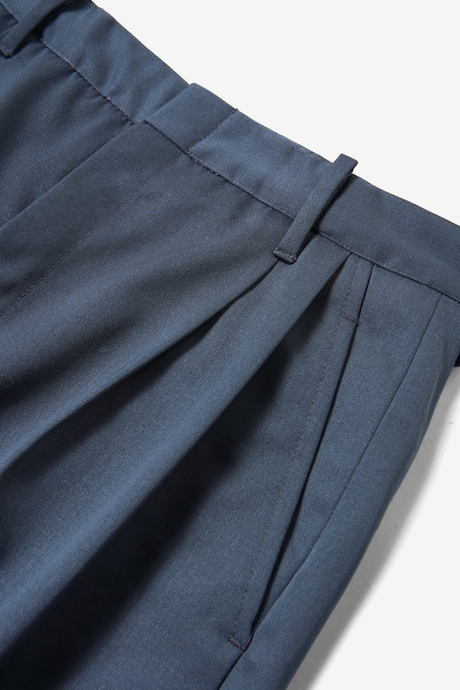 Italian Military Extra Tack Trousers / Charcoal Gray