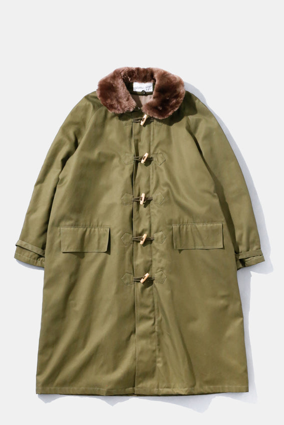 1980′s  Dead Stock Italian Military over-Coat