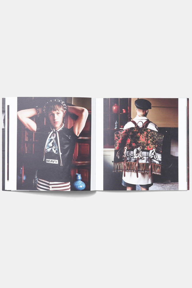 THE PLEASURE BOOK FOR BOYS by Alasdair McLellan / IDEA Books
