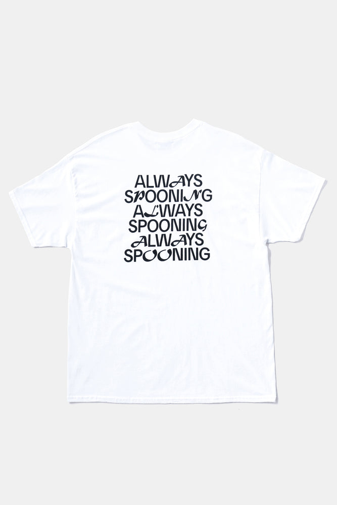 S/S Always Spooning T-Shirt