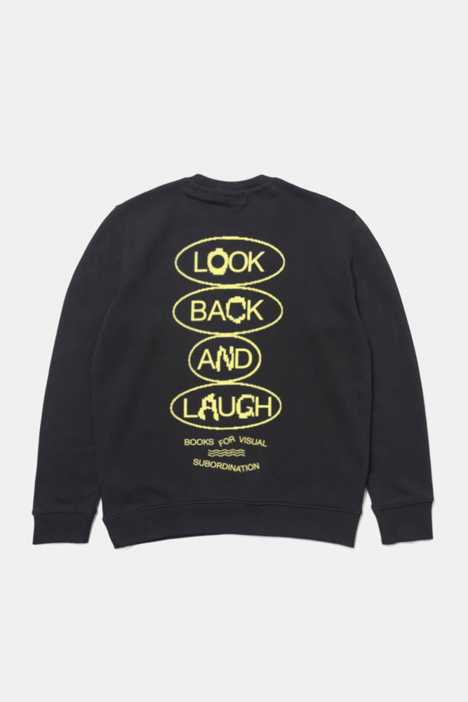 TOGETHER CREWNECK / Look Back and Laugh Books