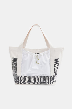 Gazebo Tote / Look Back and Laugh Books