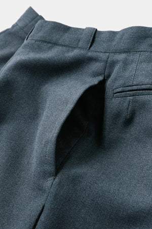 80s Swiss Military Line Trousers