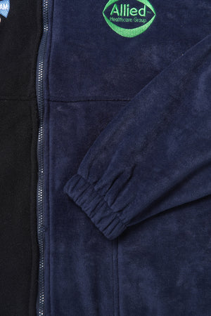 Bicolor UK Company Fleece / Navy x Black