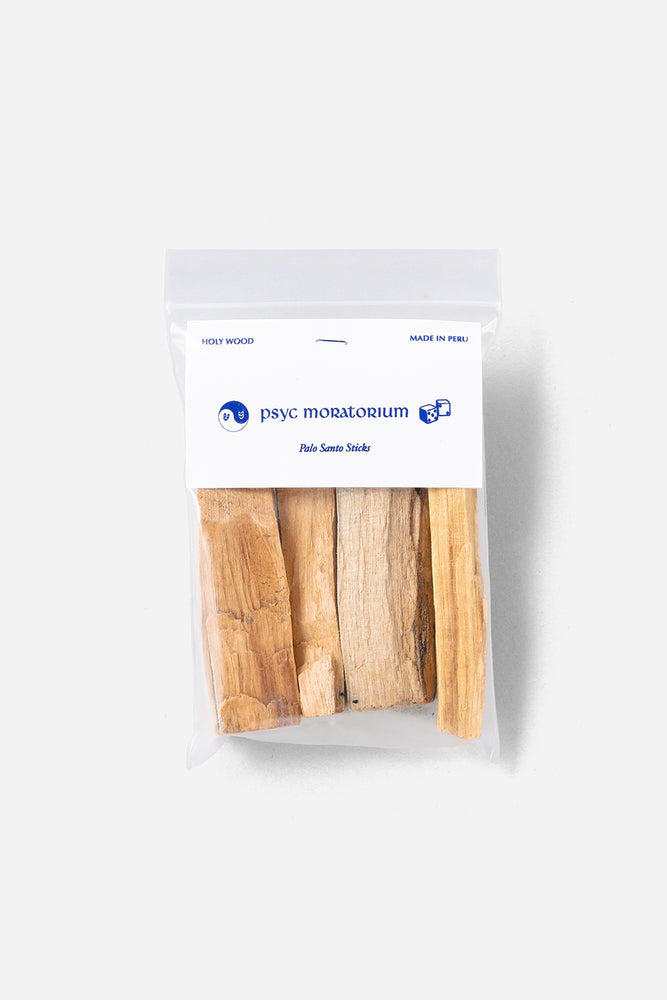 "Psyc moratorium ""Palo Santo Sticks"""